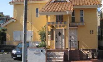 高野塗装工業:調布市 N様邸 外壁塗装工事