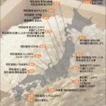 松丸米店 リニューアル1周年 B5チラシ