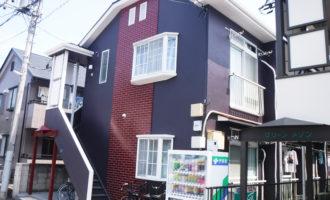 高野塗装工業:小金井市 アパート 外壁塗装工事