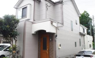 高野塗装工業:東村山市 I様邸 外壁塗装工事